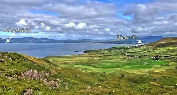 Ballinskelligs and Waterville area